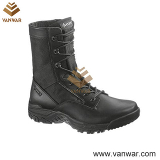 Hot Sale Tactical Military Boots with Steel Toe Cap (WTB024)