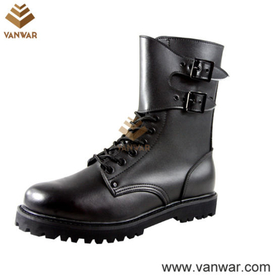 Goodyear Welt Side Buckle Combat Military Boots (WCB034)