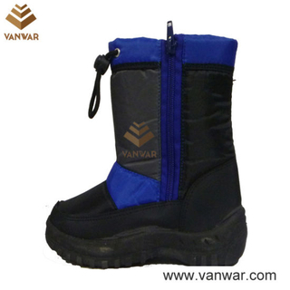 Anti-Slip Injected Snow Boots for Children (WSIB039)