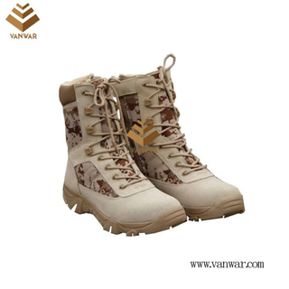 Military Desert Boots with High Quality Insoles (WDB059)