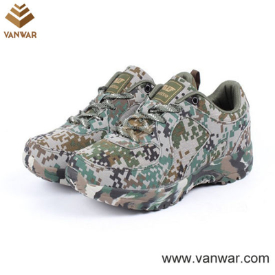 Camouflage Trainging Military Boots (WTR009)