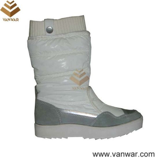 Cemented White Russian Snow Boots (WSCB010)