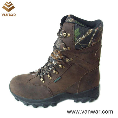 European Anti-Slip Military Hunting Boots of Mesh Lining (WHB002)