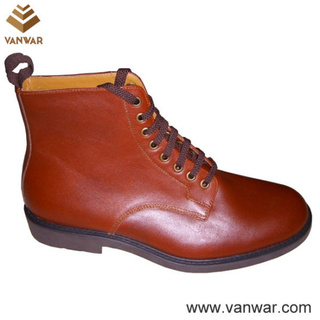 Us Military Officer Shoes of High Quality (WMS020)
