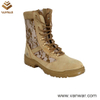 Camouflage Oxford Military Desert Boots of Two Small Eye of Sandy Mesh Cloth (WDB045)