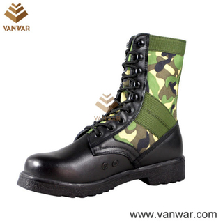 Breathable Male Military Camouflage Boots (CMB008)
