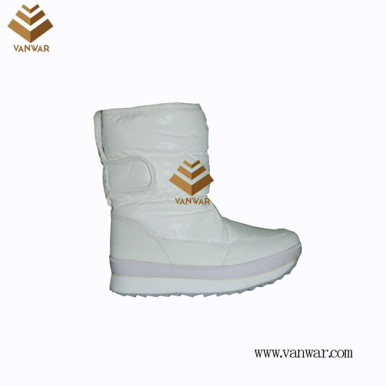 Fashion Cemented Snow Boots with High Quality (WSCB021)