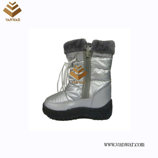 Anti-Slip Injected Snow Boots for Children (WSIB044)