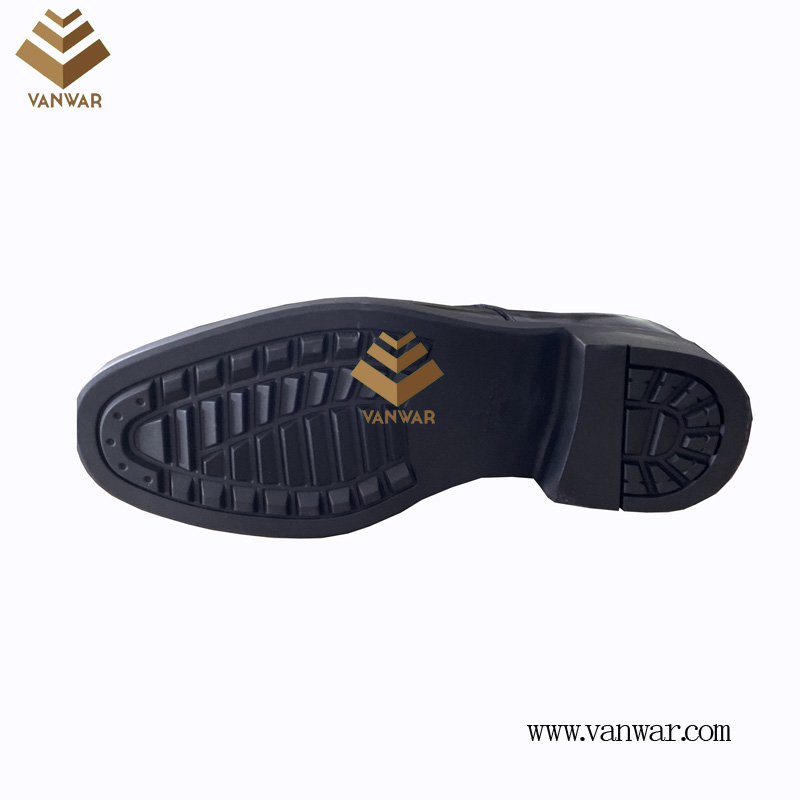 Us Military Officer Shoes of High Quality (WMS023)