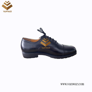 Military Officer Shoes of High Quality (WMS022)