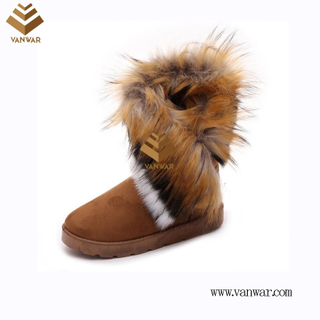 Classic Fashion Winter Snow Boots with High Quality (Wsb073)
