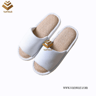 Customize Indoor Cotton winter home Slippers with High Quality (wis071)