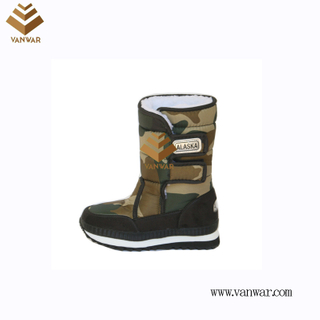 Classic Fashion Winter Snow Boots with High Quality (Wsb052)
