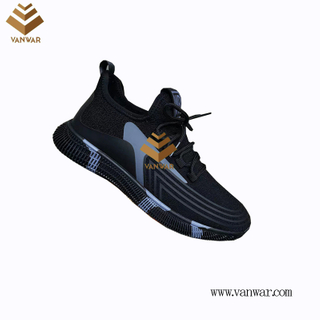 China fashion high quality lightweight Casual sport shoes (wcs038)