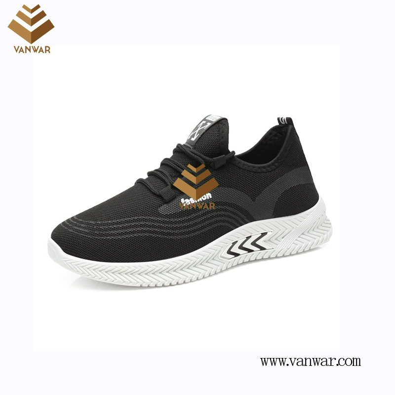 China fashion high quality lightweight Casual sport shoes (wcs037)