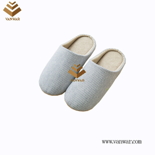 Customize Indoor Cotton winter home Slippers with High Quality (wis121)