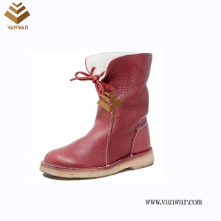 Classic Fashion Winter Snow Boots with High Quality (Wsb072)