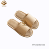 Customize Indoor Cotton winter home Slippers with High Quality (wis089)